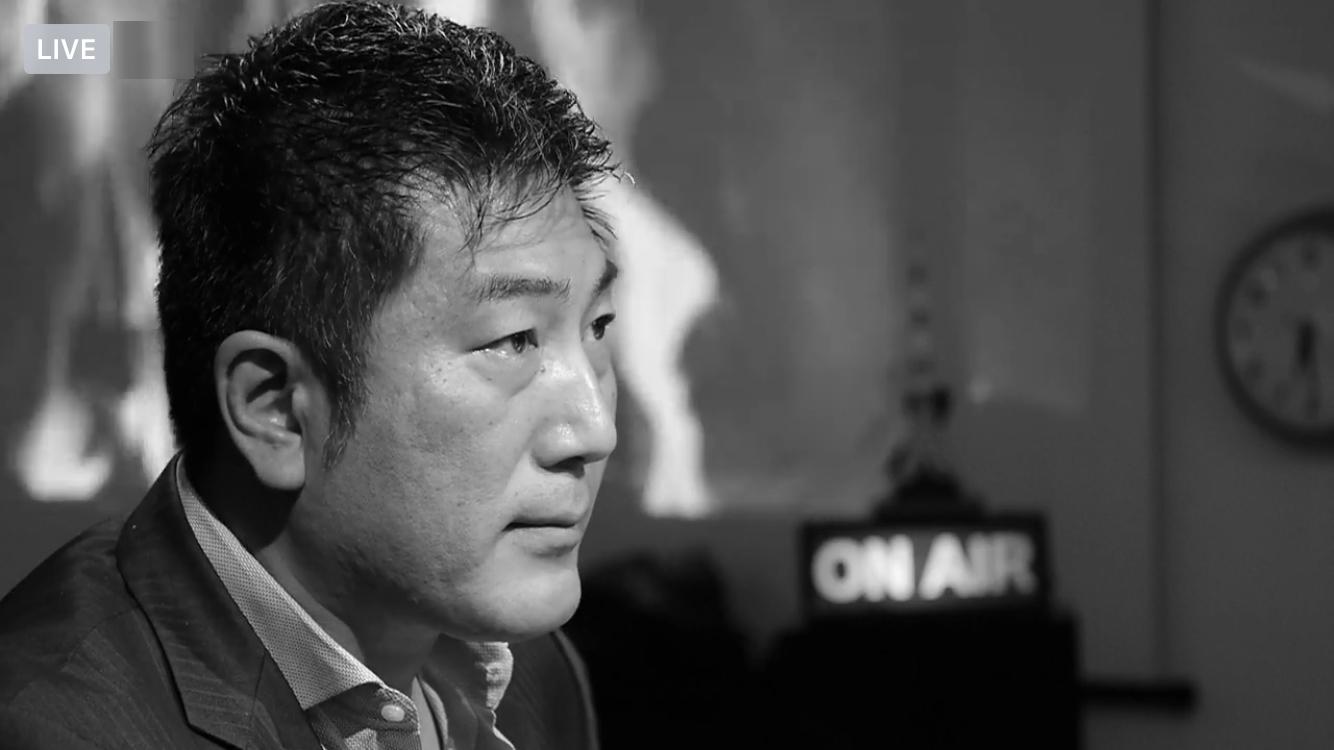 LIVE配信トーク番組「EDGE OF JAPAN」にて弊社代表の山田が出演いたしました